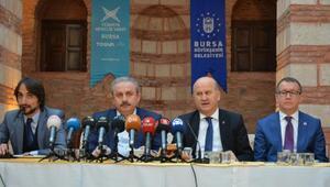 Anayasa Komisyonu Başkanı Şentop: İki başlılığı tek başa indiriyoruz