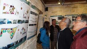 Kuşadasının kültür mirasını koruyacak proje sergide