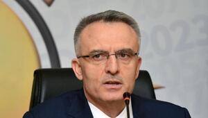 Bakan Ağbal: Bizim defterimizde 16 Nisan tarihine kadar hayır yok