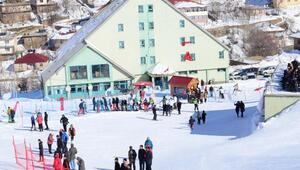 Bitliste kar ve kayak festivali başladı