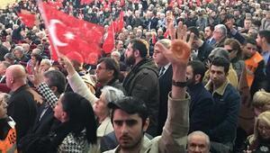 MHPli muhalifler hayır kampanyası için Ankarada bir araya geldi (1)