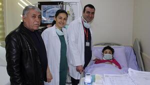 Cerrah çiftten ilk böbrek nakli