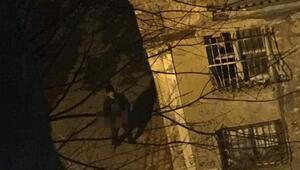 İstanbuldaki kız yurdu sapığı yakalandı