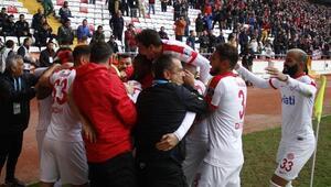 Antalyaspor-Kardemir Karabükspor Ek Fotoğrafları