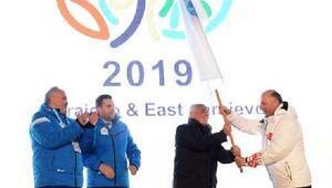 EYOF Bayrağı Saraybosnada Ek Fotoğraflar