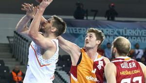 Banvit: 71 - Galatasaray Odeabank: 68