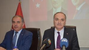 Bakan Özlü: Türkiyenin 3 önemli sorunu; ekonomi, güvenlik ve işsizlik (2)