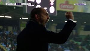 Derbiye başka bir Galatasaray
