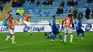 Çaykur Rizespor-Galatasaray fotoğrafları
