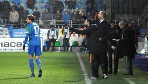 Çaykur Rizespor-Galatasaray ek fotoğrafları
