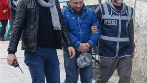 Kütahyada cinayet şüphelisi karı-koca tutuklandı