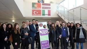 Erasmus stratejik ortaklık proje toplantısı