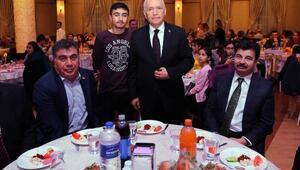 Başkan Yaşar, Tulum Köylülerle Dayanışma Gecesinde buluştu