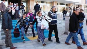 Kırıkkale'de asayiş operasyonu: 6'sı kadın 8 kişi cezaevinde