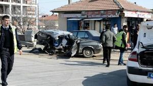 Kuluda kaza: 3 yaralı