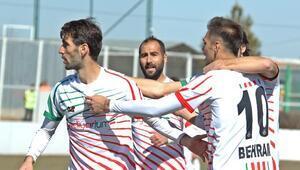 Diyarbekirspor-Ankara Adliyespor: 2-1