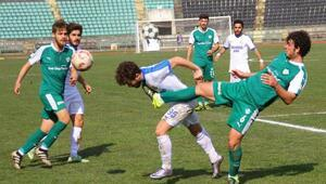 Derincespor-Yeşil Bursaspor: 1-1
