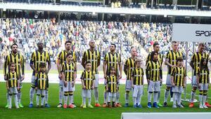 Fenerbahçe-Kasımpaşa maçının en güzel kareleri