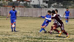 Manavgatspor-Kartalspor: 2-2