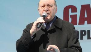 Erdoğan: Rakkayı da o katil sürüsünden temizleyeceğiz