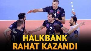 Halkbank: 3 - Afyon Belediyesi Yüntaş: 0