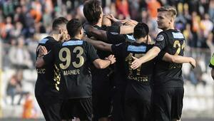 Adanaspor 1-5 Osmanlıspor / MAÇIN ÖZETİ