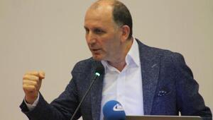 Trabzonspor Başkanı Usta: Bir daha kötü günleri görmemek istiyoruz