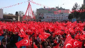 Erdoğan: Rakkayı da o katil sürüsünden temizleyeceğiz (2)