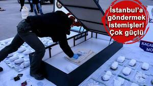Son dakika: İstanbula götüreceklerdi Yakalandılar...