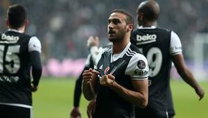 Beşiktaş - Akhisar Belediyespor maçı fotoğrafları