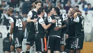 Zirvenin Kartalı Beşiktaş rakiplerine fark attı...