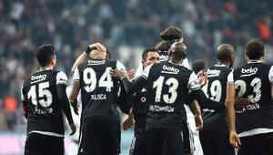 Beşiktaş - Akhisar Belediyespor maçından fotoğraflar