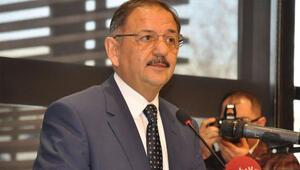 Bakan Özhaseki: İstanbulda deprem olursa felaket olur