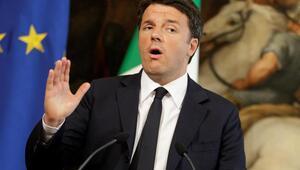 İtalyayı karıştıran istifa