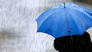 Trakya için kuvvetli sağanak yağış uyarısı
