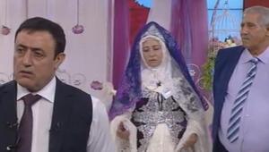 Evlilik programına katılan gelin dolandırıcı çıktı