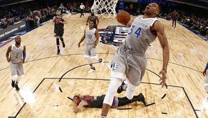 NBA All-Starda rekorlar gecesi. Zafer Batının
