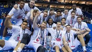Almanya Kupasında gülen Bamberg