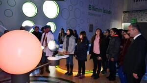 Bünyanlı başarılı öğrenciler, Bilim Merkezini gezdi