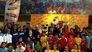 İstanbul'un en hızlı çocukları belli oldu