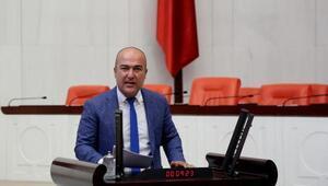 CHPli Bakandan örtülü ödenek sorusu