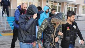 Ankaradan getirdikleri yuşturucuyu Kırıkkalede satmak istediler