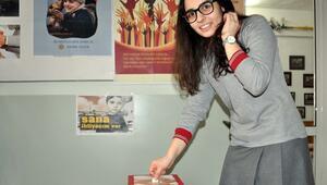Liselilerden 'Haftada 1 Lira Bağış' kampanyası