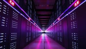 Çinden dünyanın en hızlı bilgisayarı
