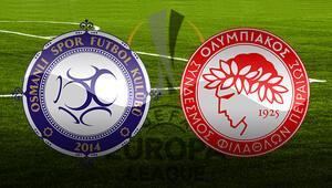 Osmanlıspor Olympiakos maçı ne zaman, saat kaçta, hangi kanalda