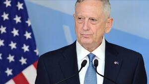 ABD Savunma Bakanı: Kimsenin petrolünü almak için burada değiliz