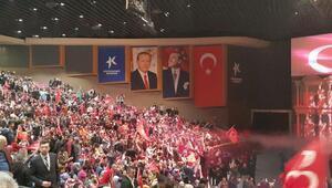 MHP gecesinde Erdoğan posteri tartışması