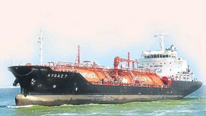 LPG ithalatı aralıkta azaldı
