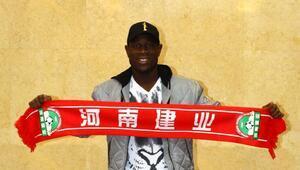 Afrika Kupasının yıldızı Çine transfer oldu