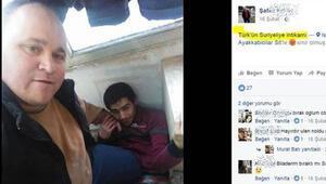 Türkün Suriyeliye intikamı diye paylaştı... Flaş gelişme